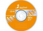 Диск CD-R SmartTrack 52x Cake box